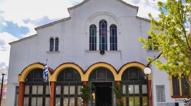 Πανηγυρίζει ο Ναός του Αγίου Γερασίμου Βόλου