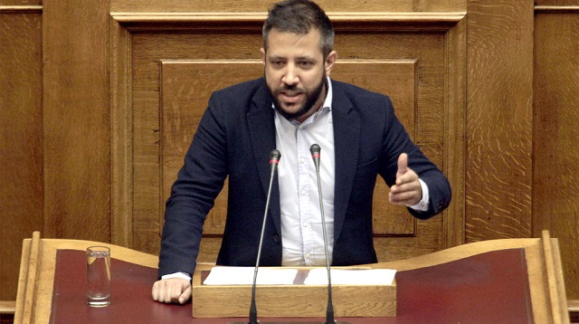 Ερώτηση Μεϊκόπουλου για την υποστελέχωση πολλών Τμημάτων Ένταξης στη Μαγνησία