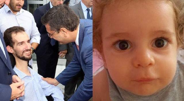 Στο πλευρό του Παναγιώτη -Ραφαήλ ο Στέλιος Κυμπουρόπουλος: Πάσχει από την ίδια νόσο