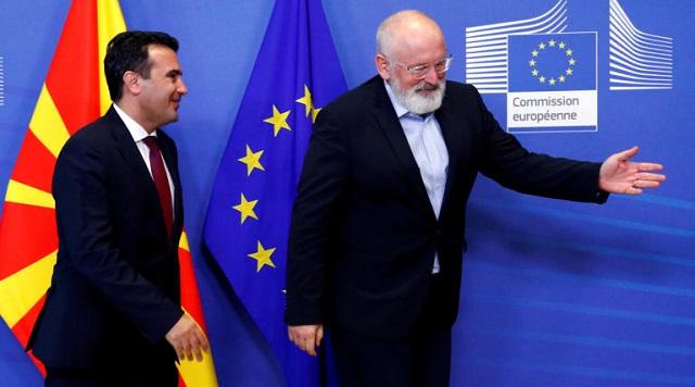 Καζάνι που βράζει η Βόρεια Μακεδονία: Όργιο φημών για παραίτηση του Ζάεφ