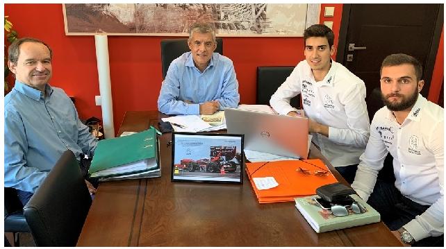 Η Περιφέρεια Θεσσαλίας συνεχίζει να στηρίζει τη φοιτητική ομάδα «Κένταυρος»
