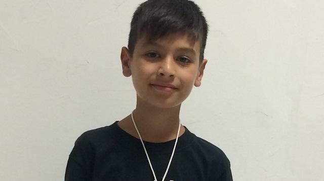 Σε ηλικία 8,5 ετών σηκώνει το… γάντι της ΝΑSΑ