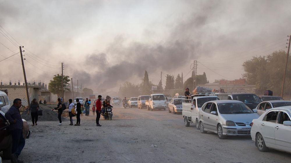 Τουρκία: Επιβεβαιώνει την αποχώρηση των Κούρδων μαχητών από τη συριακή πόλη Ρας αλ-Άιν