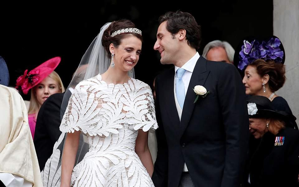 Αυτοκρατορικός γάμος στο Παρίσι – Παντρεύτηκε τρισεγγονός του Ναπολέοντα