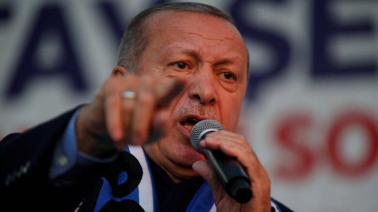 Νέες απειλές Ερντογάν: Τηρήστε τις υποσχέσεις σας, αλλιώς ξαναρχίζω τις επιχειρήσεις