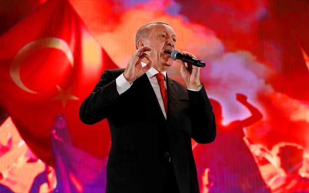 Τί προέτρεψε ο Ερντογάν τους Τούρκους σχετικά με το κάπνισμα