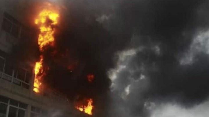 Χιλή - Πέντε νεκροί από πυρκαγιά σε εργοστάσιο το οποίο λεηλατήθηκε