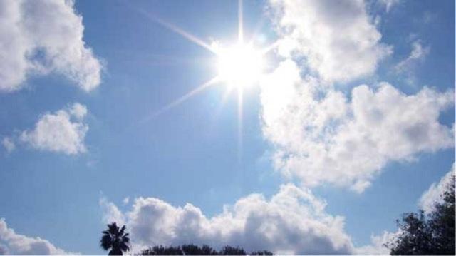 Ο καιρός σήμερα στον Βόλο