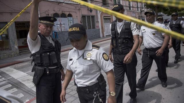 Μακελειό σε κηδεία στη Γουατεμάλα: Έξι νεκροί και τέσσερις τραυματίες