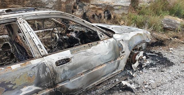 Εβαλαν μπουρλότο στο κλεμμένο αυτοκίνητο 47χρονου Βολιώτη