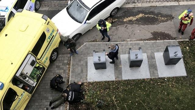 Όσλο: Άνδρας με κλεμμένο ασθενοφόρο έπεσε σε οικογένεια με δύο μωρά