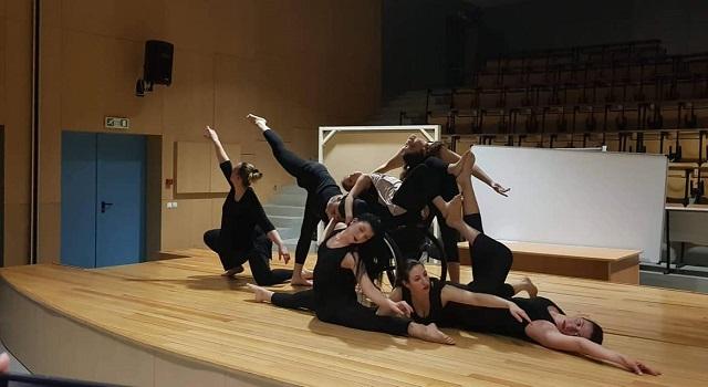 Χορός για άτομα με αναπηρίες