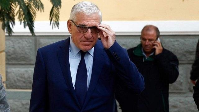Παραμένει κρατούμενος ο Γιάννος Παπαντωνίου -Τι αναφέρει σε δήλωσή του
