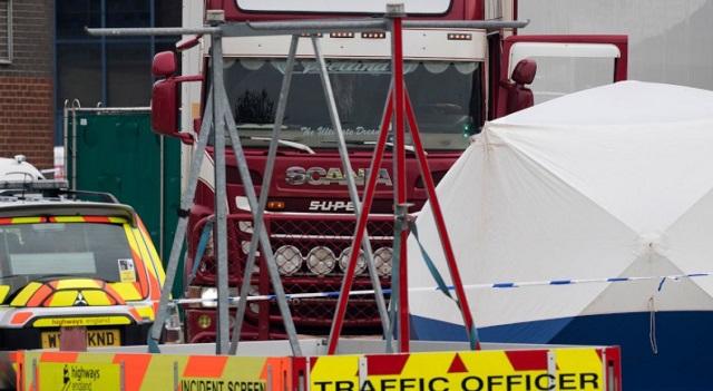 Έσεξ: Τα πιο πιθανά σενάρια για τα 39 πτώματα σε φορτηγό