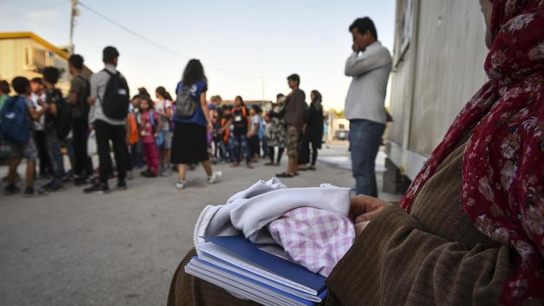 Η Κρήτη λέει «ναι» στην υποδοχή προσφυγόπουλων