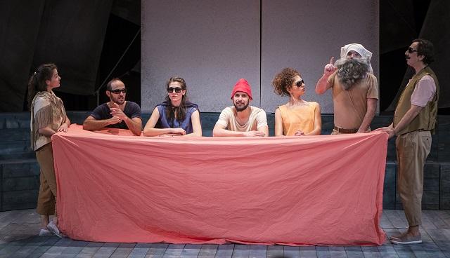 Συναρπαστική παράσταση από το Θεσσαλικό Θέατρο