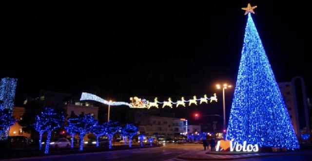 Χριστούγεννα και Πρωτοχρονιά στον Βόλο: 32 ημέρες με 145 εκδηλώσεις