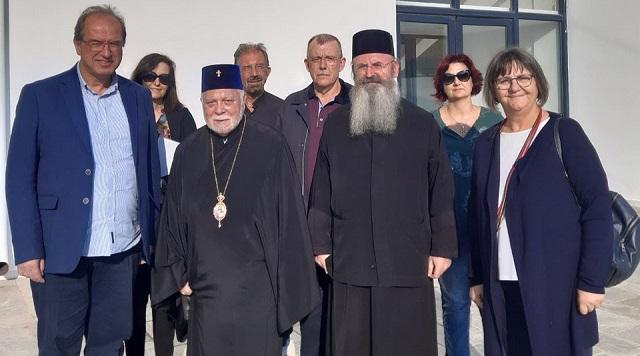 Μνημόνιο συνεργασίας της Ακαδημίας Θεολογικών Σπουδών Βόλου και της Θεολογικής Σχολής Ταλλίνης