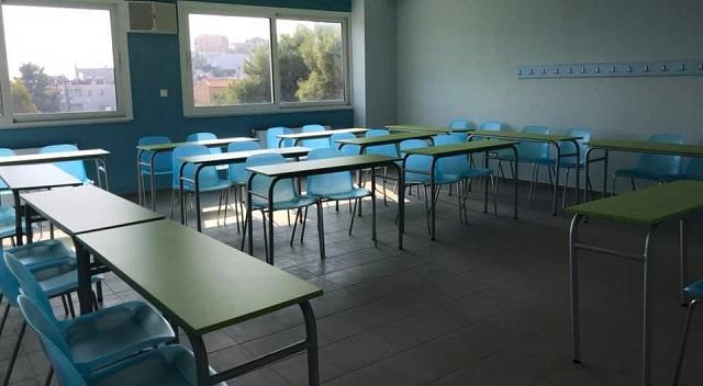Μάθημα προσφοράς… κόντρα στην αδιαφορία του ΟΣΚ για το νέο Δημοτικό Αλοννήσου