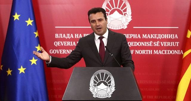 Ζόραν Ζάεφ: Σε κίνδυνο η Συμφωνία των Πρεσπών μετά το «όχι» της Ευρώπης