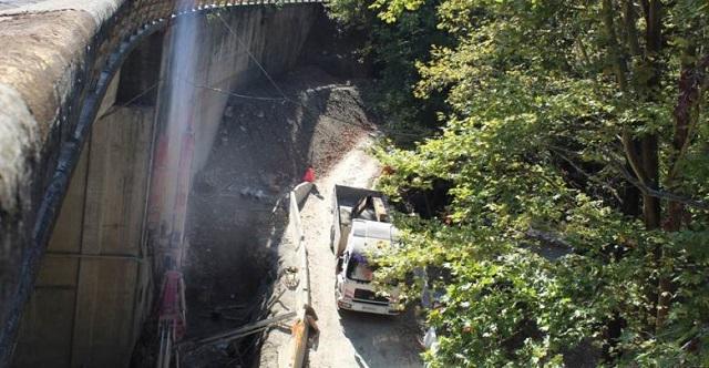 Χάθηκε άντρας στα Τέμπη: Έχασε τον προσανατολισμό του λόγω των έργων στην Γέφυρα