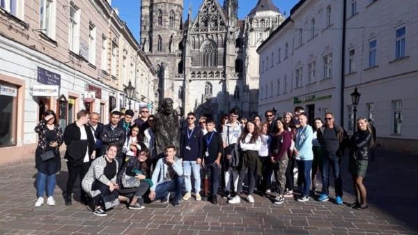 Με θέμα τη Διατροφή μαθητές του ΓΕΛ Βελεστίνου στη Σλοβακία