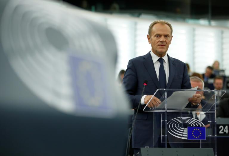 Αναβολή του Brexit και επίσημα: Το ανακοίνωσε ο Ντόναλντ Τουσκ