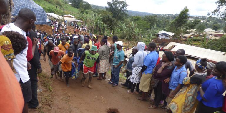 Τραγωδία στο Καμερούν: Τουλάχιστον 37 νεκροί από κατολίσθηση