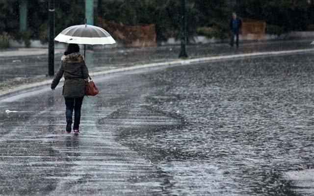 Μικρό καλοκαιράκι τέλος, βροχές από απόψε στη Μαγνησία
