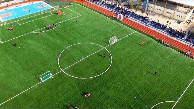 Αστυνομία, Πυροσβεστική, δικηγόροι και διαιτητές παίζουν ποδόσφαιρο για φιλανθρωπικό σκοπό