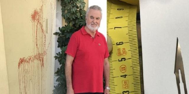 Αυτοτραυματίστηκε με νυστέρι πρ. δήμαρχος σε συνεδρίαση