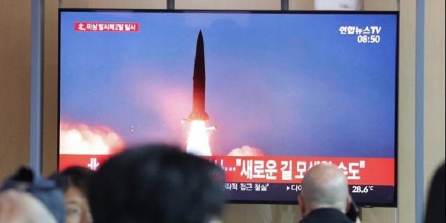 Η Βόρεια Κορέα εκτόξευσε πύραυλο προς την Ιαπωνία