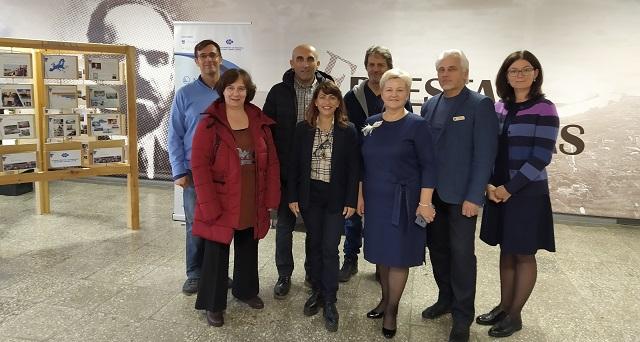 Εκπαιδευτικοί του 1ου ΕΠΑ.Λ. Ν. Ιωνίας γνώρισαν την οργάνωση σχολείων της Λιθουανίας