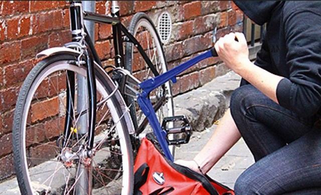Εκλεψαν ποδήλατο από πλατεία της Λάρισας