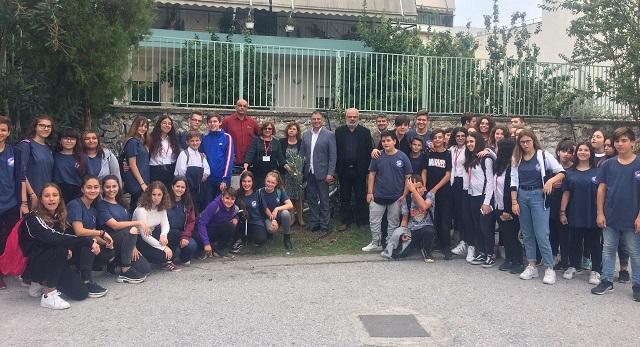 Επίσημοι «αδελφικοί» δεσμοί μεταξύ των Παγκύπριου Γυμνασίου Λευκωσίας και 1ου Γυμνασίου Βόλου