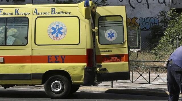 Σε σοβαρή κατάσταση άνδρας που παρασύρθηκε από αυτοκίνητο στην Κρήτη