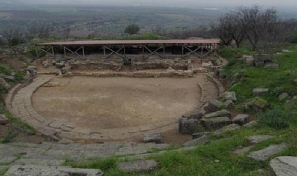 Εκδήλωση για το αρχαίο θέατρο Μικροθηβών