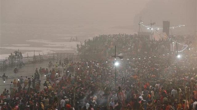«Θάλαμος αερίων» το Νέο Δελχί από την ατμοσφαιρική ρύπανση [εικόνες]