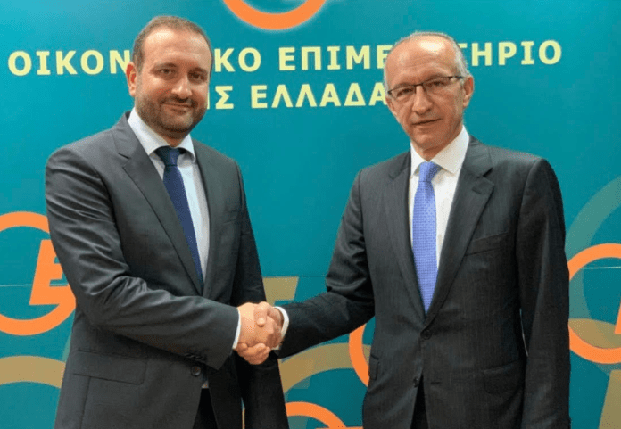 Ο Στέφανος Μήτσιος της EY υποψήφιος με τον Κωνσταντίνο Κόλλια