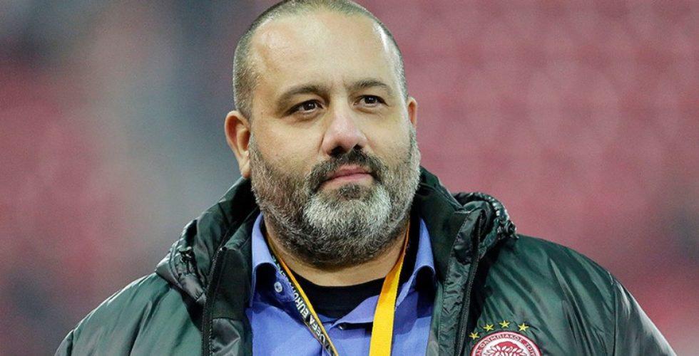 Δίωξη στον Καραπαπά του Ολυμπιακού για τις δηλώσεις από την Ξάνθη