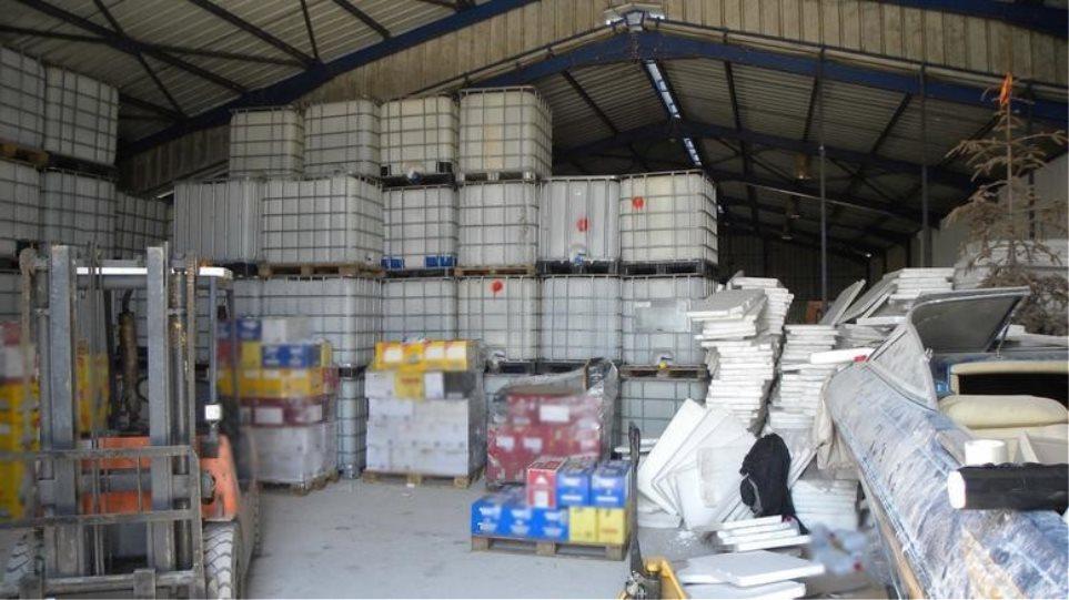 ΑΑΔΕ: Εντόπισε κύκλωμα παραγωγής και διακίνησης νοθευμένων ποτών