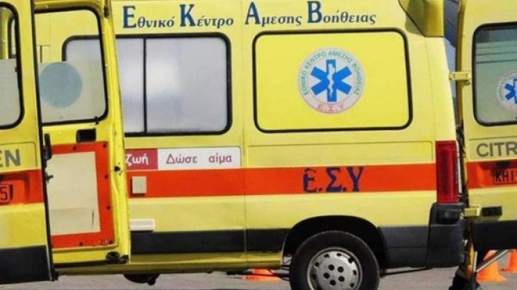 Φάρσαλα : Τραυματίας περίμενε μία ώρα το ασθενοφόρο