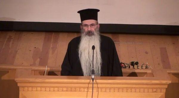Στο Βόλο ο προϊστάμενος της αδελφότητος θεολόγων
