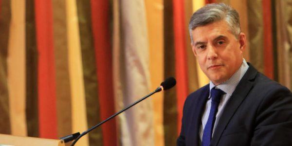 Δεν διεκδικεί εκ νέου την προεδρία στην ΕΝΠΕ ο Κ. Αγοραστός