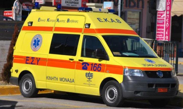 Εύβοια: Δυο νεκροί και δύο τραυματίες από ανατροπή τρακτέρ
