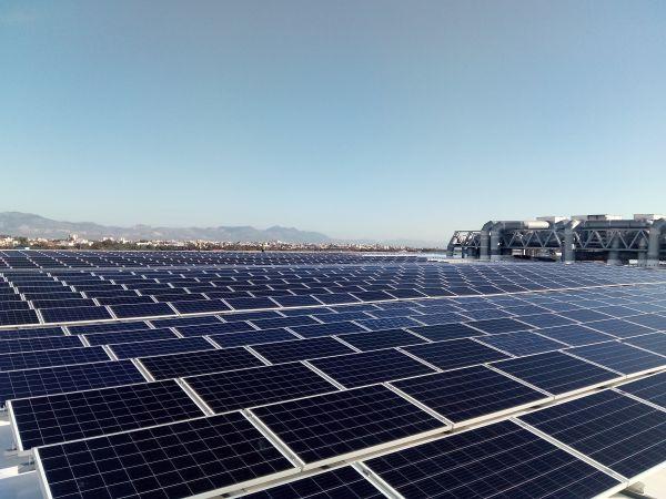Κατασκευή φωτοβολταϊκού σταθμού 8,7 MW στη θέση Εικόνα Αλμυρού
