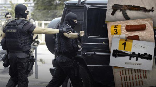 Ετοίμαζαν τρομοκρατικό χτύπημα με ασθενοφόρο και εκρηκτικά