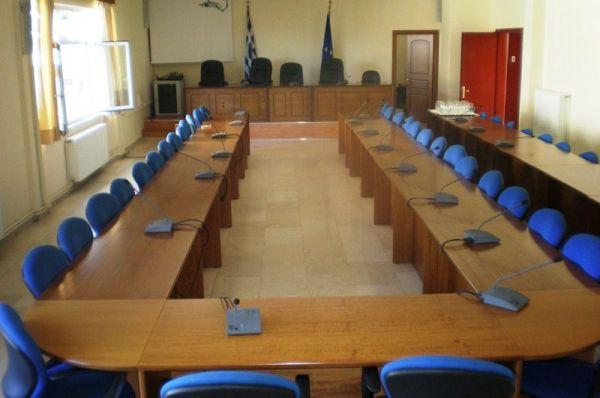 Συνεδρίαση Συντονιστικού Πολιτικής Προστασίας