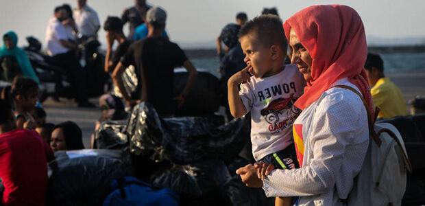 Εφτασαν οι πρώτοι πρόσφυγες στην Άλλη Μεριά
