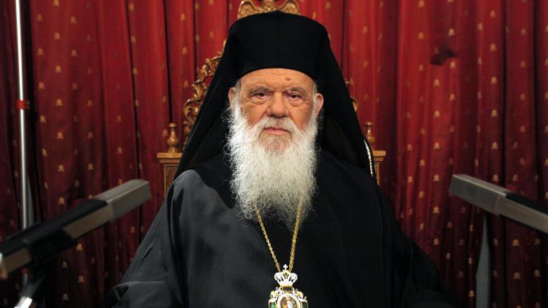 Υπέρ της επαναφοράς της διάταξης για τη βλασφημία ο Ιερώνυμος